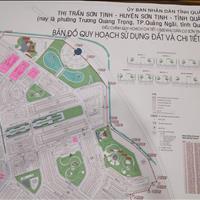 Chỉ 10,7tr/m2, đất nền khu dân cư 577 - Thành phố Quảng Ngãi, chuẩn KĐT loại I, dân cư văn minh