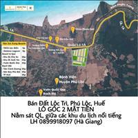 Đất Lộc Trì (Phú Lộc), hạ tầng hoàn thiện, view đồi thơ mộng, chỉ 870 triệu, chính chủ