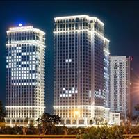Căn góc 3 phòng ngủ, hướng Đông Nam, view Hồ Tây, cầu Nhật Tân, giá 4 tỷ, ký hợp đồng chủ đầu tư