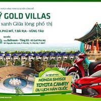 Phú Mỹ Gold City, nơi lý tưởng đầu tư sinh lời
