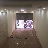 Bán gấp nhà mới xây, hiện đại phố Khương Hạ 46m2 x 5 tầng mặt tiền 4.5m, ô tô vào nhà, 2 mặt thoáng