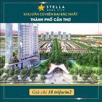 Giai đoạn 1 mở bán dự án khu dân cư cao cấp bậc nhất Cần Thơ Stella Mega City sắp kết thúc