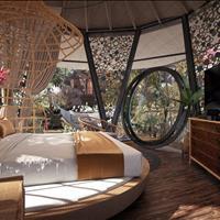 Khu nghỉ dưỡng bám trên những ngọn núi, mang lại bầu không khí trong lành - Sakana Resort