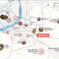 Nhà dự án đô thị trung tâm thành phố Huế - văn minh, an ninh 3 tầng, dân cư trí thức