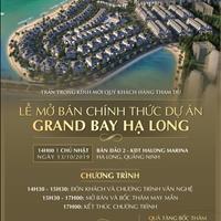 Mở bán Shophouse Grand Bay Hạ Long - sản phẩm đầu tư hấp dẫn nhất Quảng Ninh hiện nay