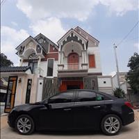 Bán nhà gần cầu Hoá An sổ hồng, 1 lầu, 3 phòng ngủ, hỗ trợ vay vốn 70%