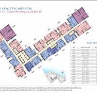 Bán cắt lỗ sâu căn 4 phòng ngủ - 142m2, Vinhomes SkyLake, 8.6 tỷ