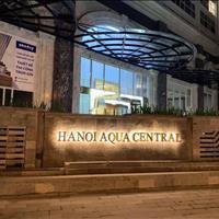Cập nhật quỹ căn Hanoi Aqua Central 44 Yên Phụ chính chủ đầu tư bán ngày 08/10/2019