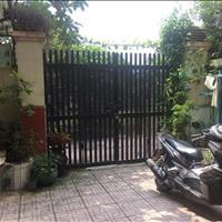 Bán nhà vườn sẹc Nguyễn Ảnh Thủ 80m2 1 lầu 3 PN, gần ngã tư Trung Chánh, chợ đầu mối Hóc Môn SHR
