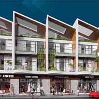 Dãy nhà phố 4 lầu 2 mặt tiền đầu tiên ven sông Hàn trung tâm Đà Nẵng, Marina Complex