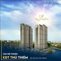 Sở hữu ngay căn hộ dự án Paris Hoàng Kim giá chỉ 65 triệu /m2