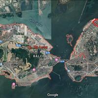 Cần bán 2 nền liền kề cạnh trường học B19.329, 330 Hà Khánh C giá 11 triệu/m2 (hợp đồng mới)