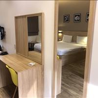 Cho thuê căn hộ dịch vụ đường 3/2, có phòng khách và phòng bếp riêng