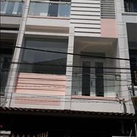 Bán ngôi nhà rộng diện tích 4m x 14m, trong hẻm 8m, tại Nhà Bè