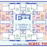 Cần bán gấp căn hộ cao cấp Screc đường Trường Sa, Quận 3