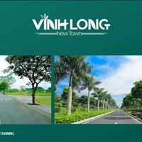 Bán đất huyện Long Hồ - Vĩnh Long, giá 900 triệu