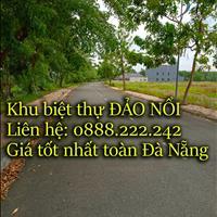 Dana Diamond City - khu biệt thự Đảo Nổi, nơi an cư tuyệt vời nhất Đà Nẵng