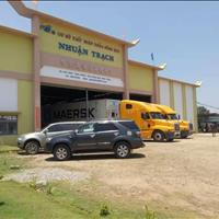 Bán nhà, xưởng thu mua xuất khẩu thanh long 50mx80m mặt tiền Quốc Lộ 1A
