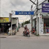 Nền trục chính hẻm 6 cách đường Trần Vĩnh Kiết 200m - 4 x 25m - giá 2 tỷ
