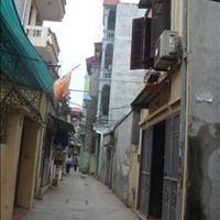 Bán nhà ngõ Kim Mã Thượng, Ba Đình, Hà Nội, 4 tầng, 2.7 tỷ