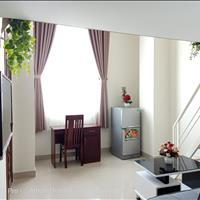 Căn hộ có gác cao, đầy đủ nội thất, dọn phòng 2 lần/tuần sát cạnh bên Lotte, khu dân cư Tân Quy