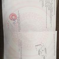 Cần bán lô đất thổ cư 100% tại trung tâm thuộc ủy ban phường Thống Nhất