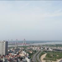 Cần bán căn hộ 2 phòng ngủ view cầu Nhật Tân, Sunshine Riverside đã đủ đồ gắn tường