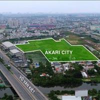 Chỉ từ 1,9 tỷ sở hữu căn hộ mặt tiền Võ Văn Kiệt, quận Bình Tân, Akari City Nam Long