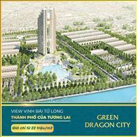 Ra mắt siêu dự án đất nền bao biển tại thành phố Cẩm Phả - Quảng Ninh chỉ từ 22 triệu/m2