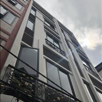 Nhà mới ngõ 81 Lạc Long Quân cách đường Võ Chí Công 36m2, 5 tầng, 4.2 tỷ