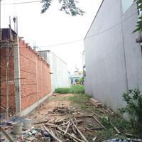 Bán lô đất thổ cư đường Nguyễn Thị Lắng, gần bệnh viện Xuyên Á, 200m2, 1,2 tỷ