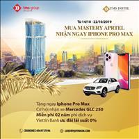 TMS Luxury Hotel & Residences Quy Nhon mở bán đợt cuối