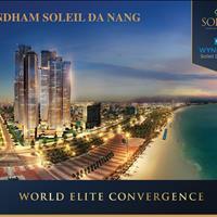 Wyndham Soleil Đà Nẵng - căn hộ mặt tiền đường biển Võ Nguyên Giáp - CK từ 5 - 8% - trực tiếp CĐT
