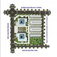 Bán căn hộ ban công Đông Nam tầng trung chung cư Thống Nhất Complex, 88m2 giá chỉ 2,8 tỷ