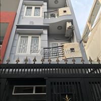Bán nhà 3 lầu đường Hương lộ 2, 125m2, sổ hồng riêng, giá 1 tỷ 750 triệu