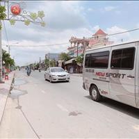 Bán đất thổ cư mặt tiền Nguyễn Trung Trực thị trấn Bến Lức 860 triệu, có sổ hồng riêng