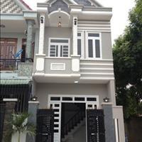 Bán nhà 1 trệt 1 lầu ngay mặt tiền Tỉnh lộ 8, thị trấn Củ Chi, thành phố Hồ Chí Minh, sổ riêng