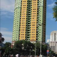 Bán gấp căn hộ tòa nhà 71 Nguyễn Chí Thanh 123,7m2, 3 phòng ngủ, view hồ, giá 28.5 triệu/m2
