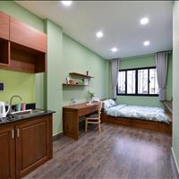 Căn hộ cao cấp, mới 100%, đầy đủ nội thất, thang máy, bếp, Bình Thạnh, gần chợ Bà Chiểu, 25m2