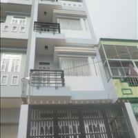 Chính chủ bán gấp nhà 1 trệt 3 lầu gần bệnh viện Bình Tân, 6,5x10m, sổ hồng riêng, giá 1,79 tỷ
