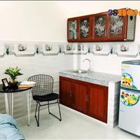 Căn hộ đẹp lung linh tại Bạch Đằng, Tân Bình, đầy đủ tiện nghi, 1 phòng ngủ, 1 phòng khách