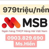 8h00 Ngày 03/11/2019 Ngân hàng Maritmebank  thanh lý duy nhất 38 lô đất thổ cư - 6 lô góc _ Tp.hcm