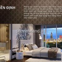Bán căn hộ 3 phòng ngủ Serenity Skyvilla Quận 3 diện tích 243m2