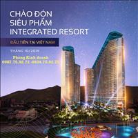 Tháng 10, Nha Trang chào đón siêu phẩm Integrated Resort 4.0 đầu tiên tại Việt Nam