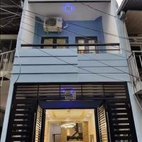 Chính chủ bán nhà 1 trệt 1 lầu sổ hồng riêng diện tích 125m2 mặt tiền Lê Thị Hà Hóc Môn