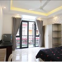 Cho thuê căn hộ nội thất cao cấp, có ban công, thang máy ở Quận Tân Bình