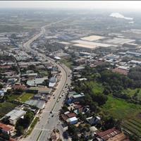 Đất mặt tiền kinh doanh ngay chợ Phú Phong, ngay miếu Ông Cù