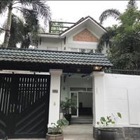 Bán biệt thự Fideco Thảo Điền, 10x20m, 1 trệt 2 lầu, 4 phòng ngủ, có gara ô tô