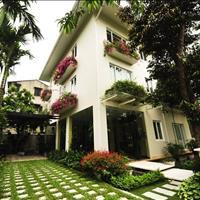 Bán căn biệt thự vườn Tân Thới Nhì 12, Hóc Môn 10x25m, nhà sổ riêng, giá 2.4 tỷ