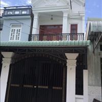 Nhà 1 lầu, 1 trệt vừa hoàn thiện gần chợ Thạnh Phú